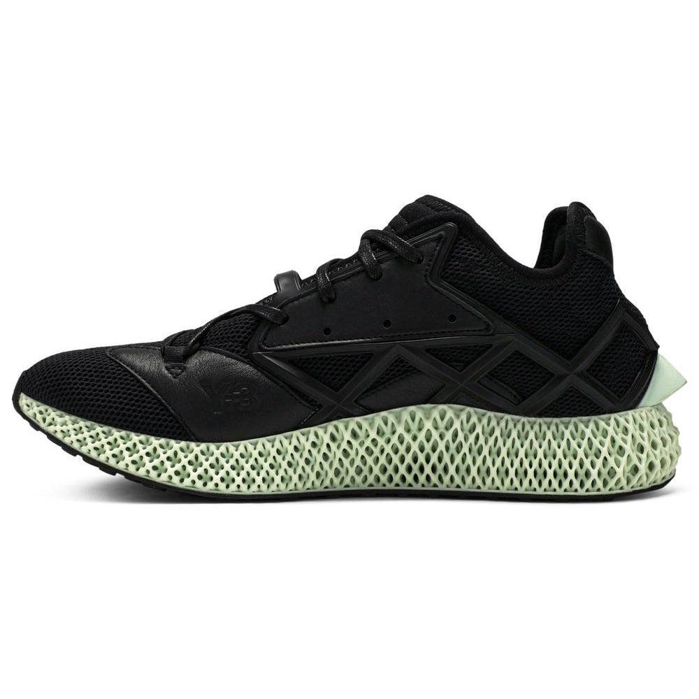 Y-3 Runner 4D 'Core Black' | Waves Never Die | Adidas | Sneakers