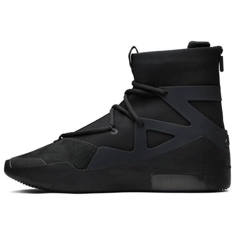 Nike Air Fear of God 1 'Triple Black' | Waves Never Die | Nike | Sneakers