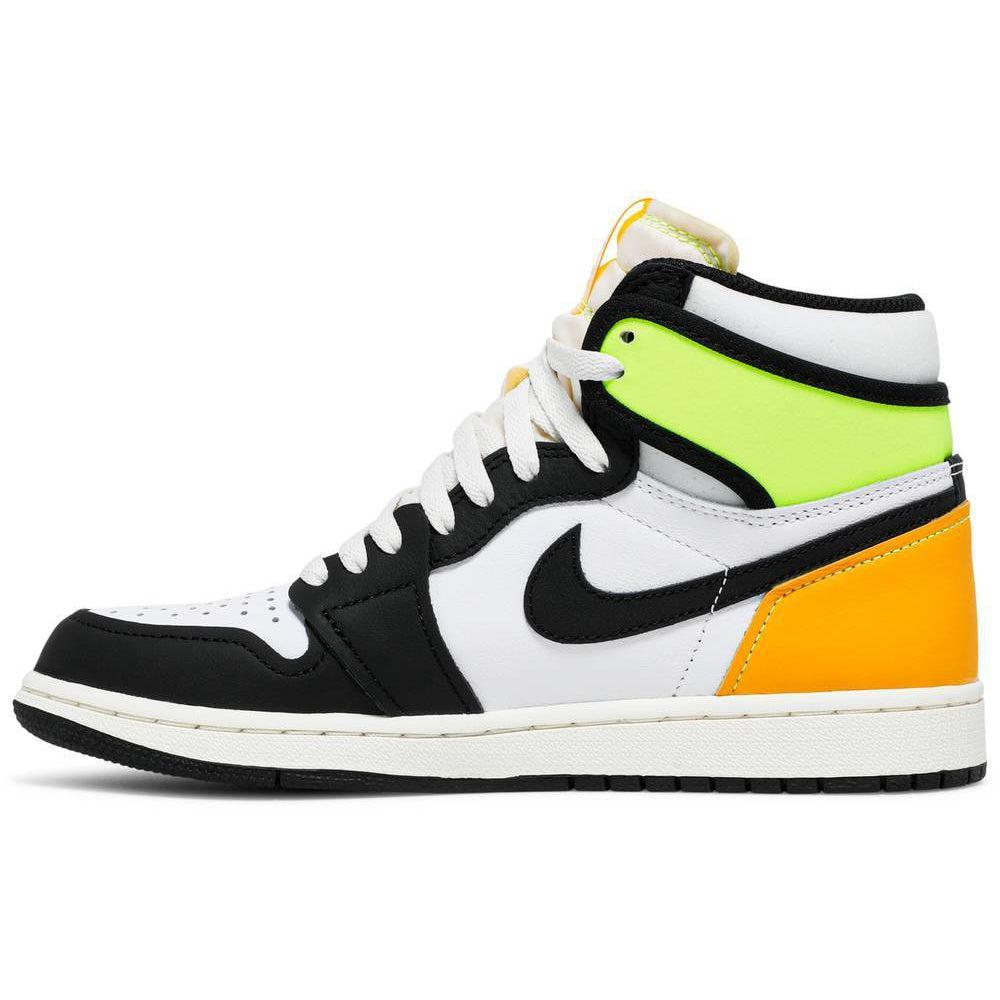 Nike Air Jordan 1 Retro High OG 'Volt Gold' | Waves Never Die | Nike | Sneakers