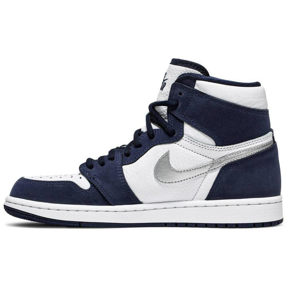 Nike Air Jordan 1 Retro High co.JP 'Midnight Navy' 2020 | Waves Never Die | Nike | Sneakers