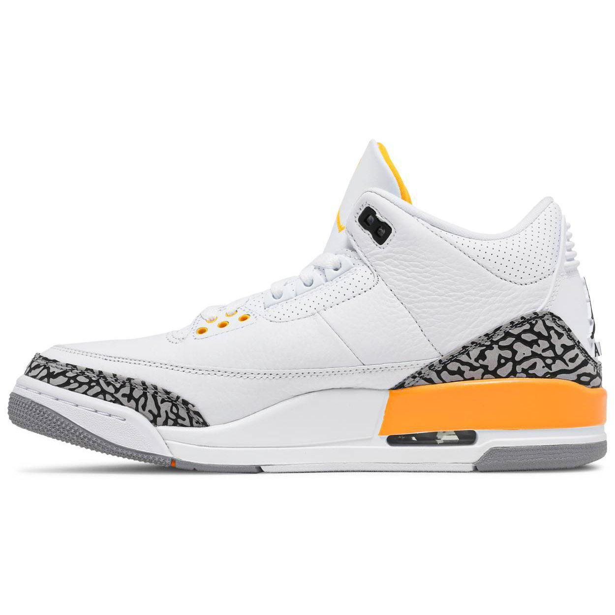 Nike Wmns Air Jordan 3 Retro 'Laser Orange' | Waves Never Die | Nike | Sneakers