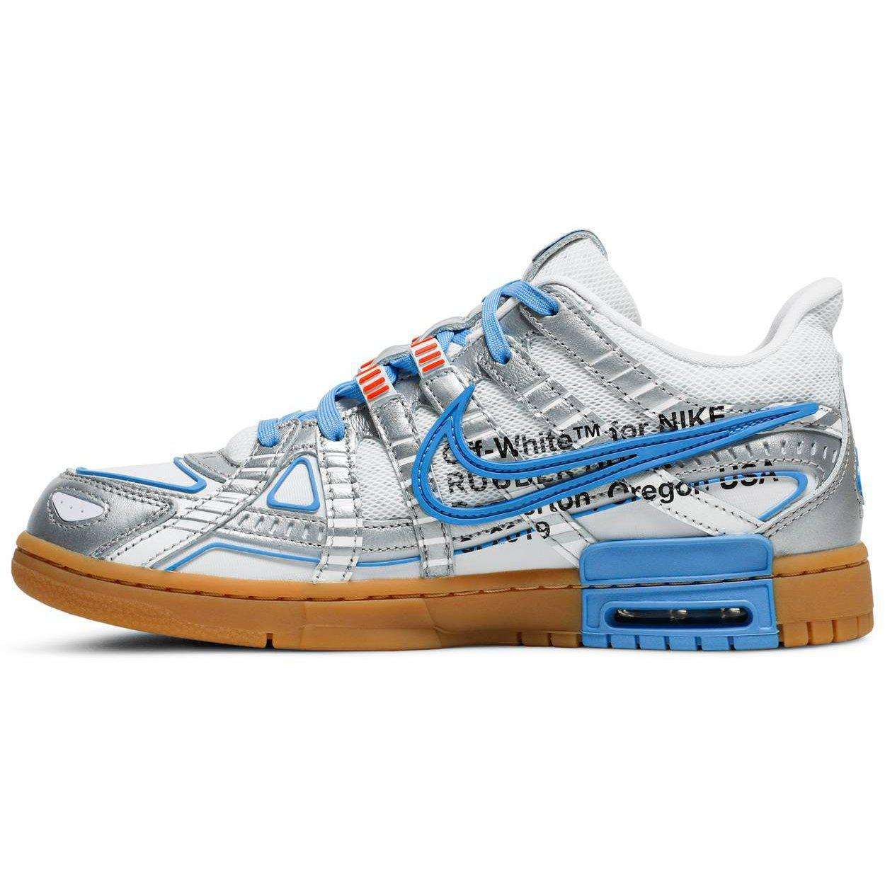 Nik Off-White x Air Rubber Dunk 'University Blue' | Waves Never Die | Nike | Sneakers