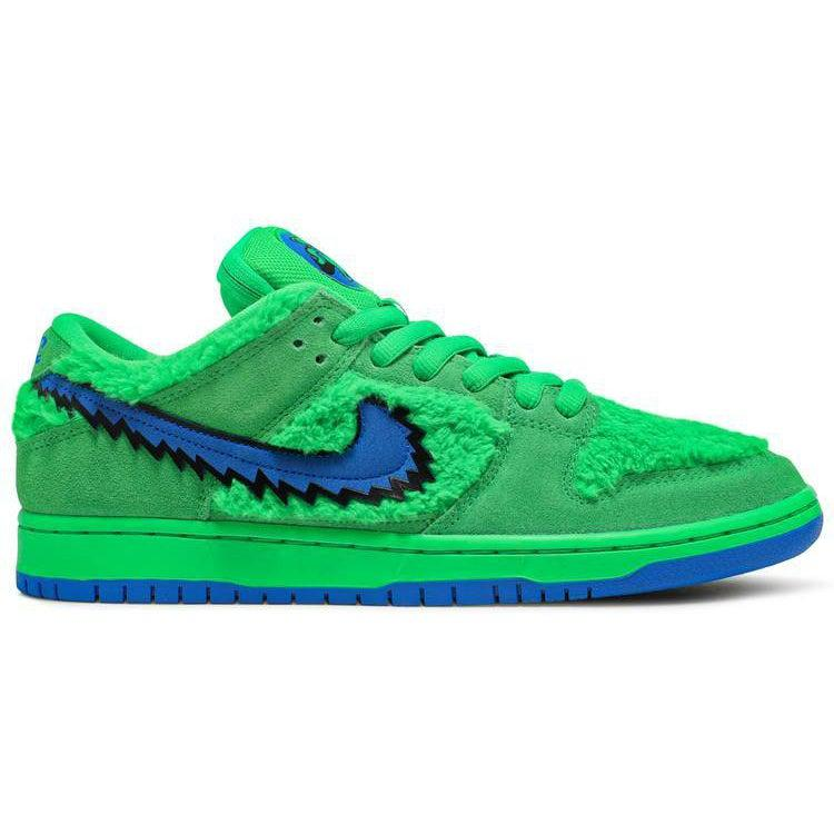 Nike Grateful Dead x Dunk Low SB 'Green Bear' | Waves Never Die | Nike | Sneakers