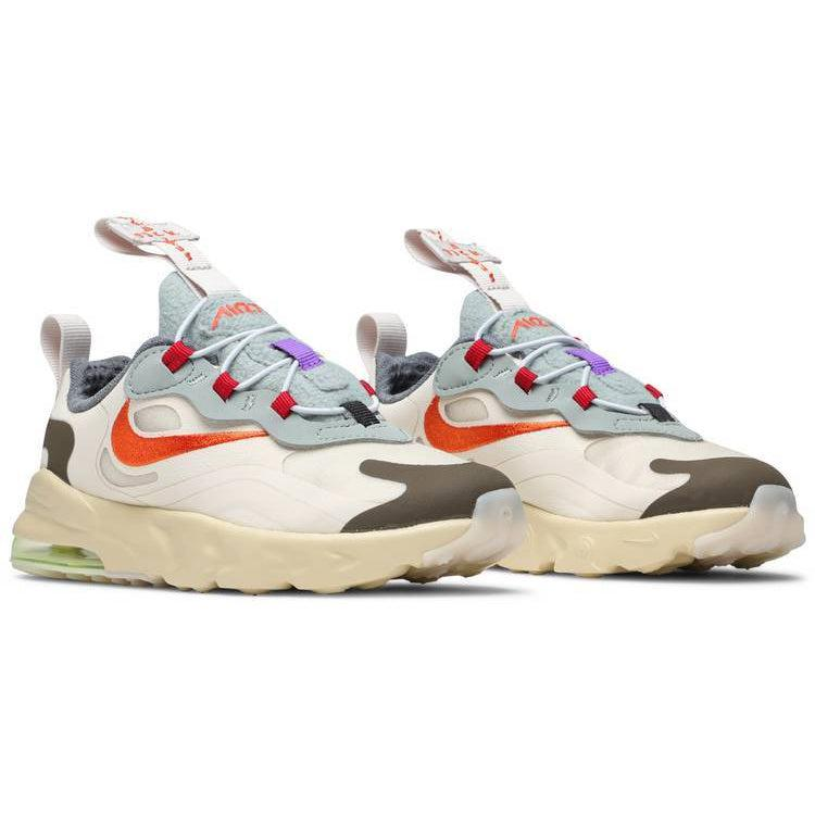 Pull out Comparison Berri  Nike Travis Scott x Air Max 270 React ENG TD 'Cactus Trails' - Waves Never  Die