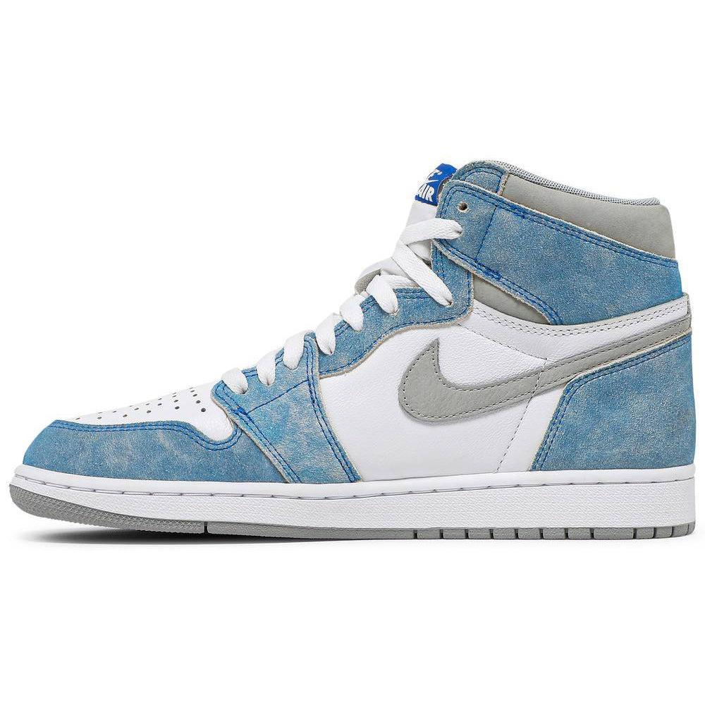 Nike Air Jordan 1 Retro High OG 'Hyper Royal' | Waves Never Die | Nike | Sneakers