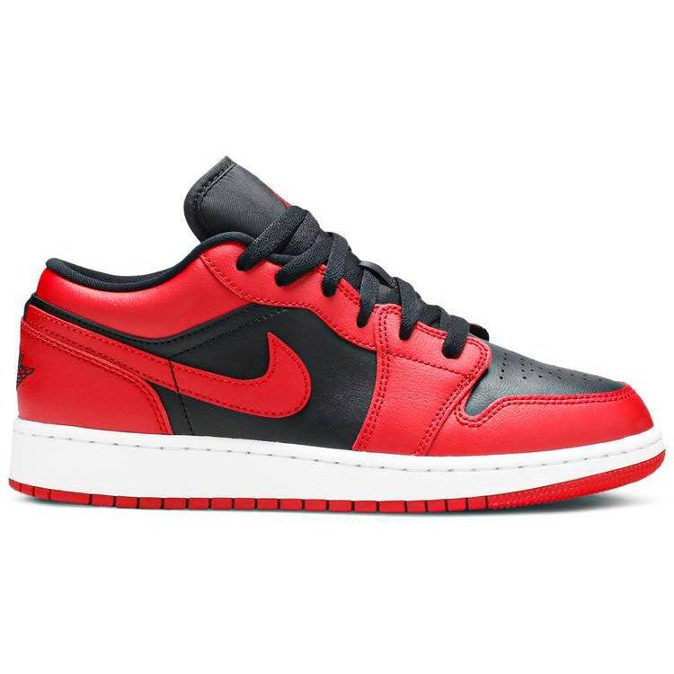 Nike Air Jordan 1 Low GS 'Reverse Bred' | Waves Never Die | Nike | Sneakers