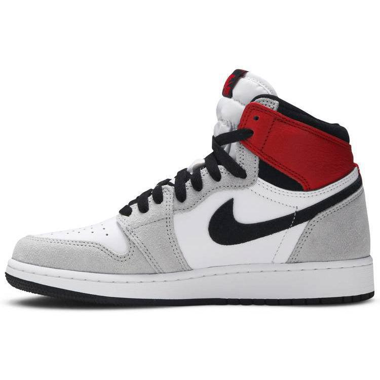 Nike Air Jordan 1 Retro High OG GS 'Smoke Grey' | Waves Never Die | Nike | Sneakers