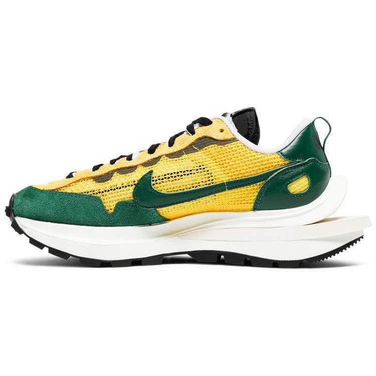 Nike Sacai x VaporWaffle 'Tour Yellow' | Waves Never Die | Nike | Sneakers