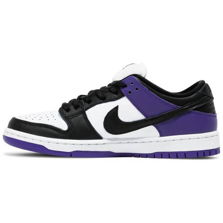 Nike Dunk Low SB 'Court Purple' | Waves Never Die | Nike | Sneakers