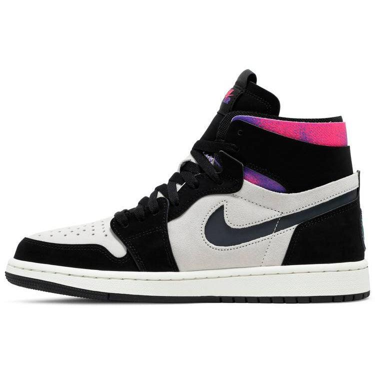 Nike Paris Saint-Germain x Air Jordan 1 High Zoom Comfort 'Paris' | Waves Never Die | Nike | Sneakers