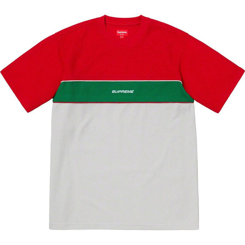 Supreme Piping Practice S/S Top (Green)