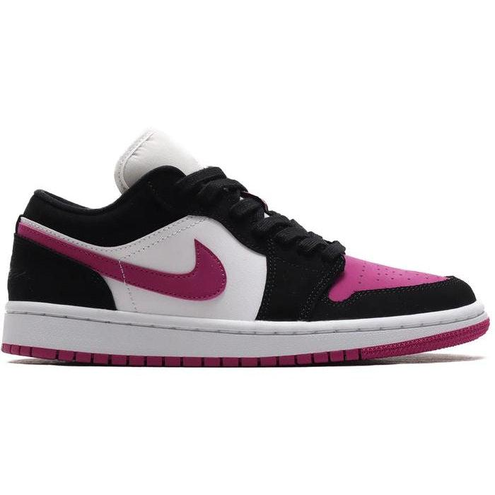 Nike Jordan 1 Low Black Cactus Flower (W) | Waves Never Die | Nike | Sneakers