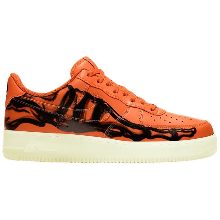 Nike Air Force 1 Low 'Orange Skeleton' | Waves Never Die | Nike | Sneakers