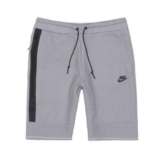 NIKE TECH FLEECE PRINTED SHORT | Waves Never Die | Waves Never Die