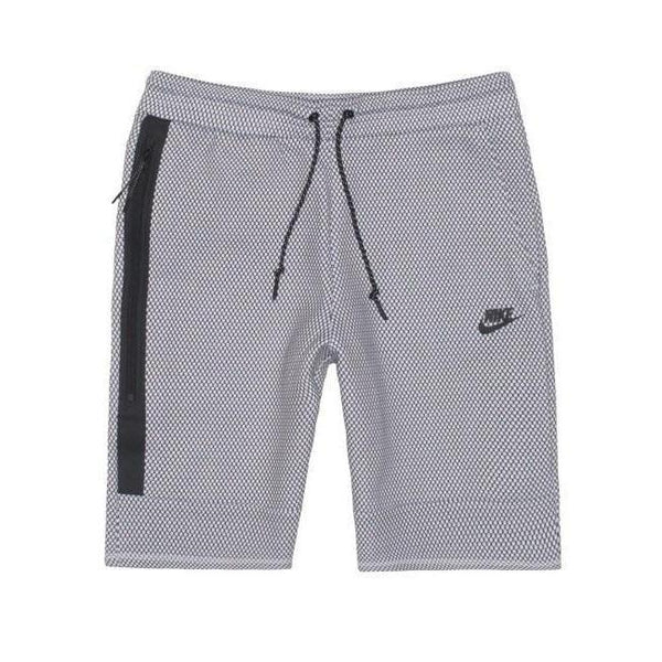 NIKE TECH FLEECE PRINTED SHORT