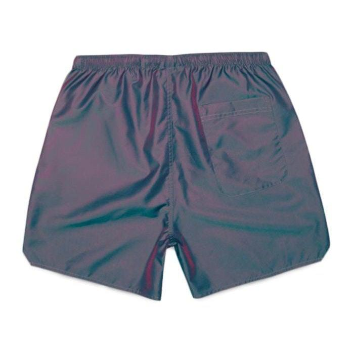 FEAR OF GOD ESSENTIALS Volley Shorts Iridescent | Waves Never Die | Fear of God | Shorts