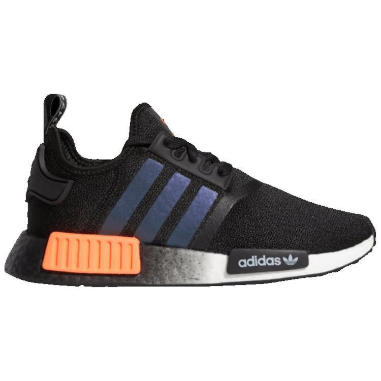 NMD_R1 'Black Solar Orange' | Waves Never Die | Adidas | Sneakers