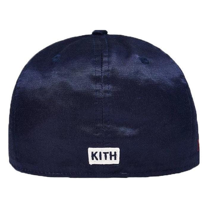 KITH X NOBU CAP (Navy) - Waves Never Die