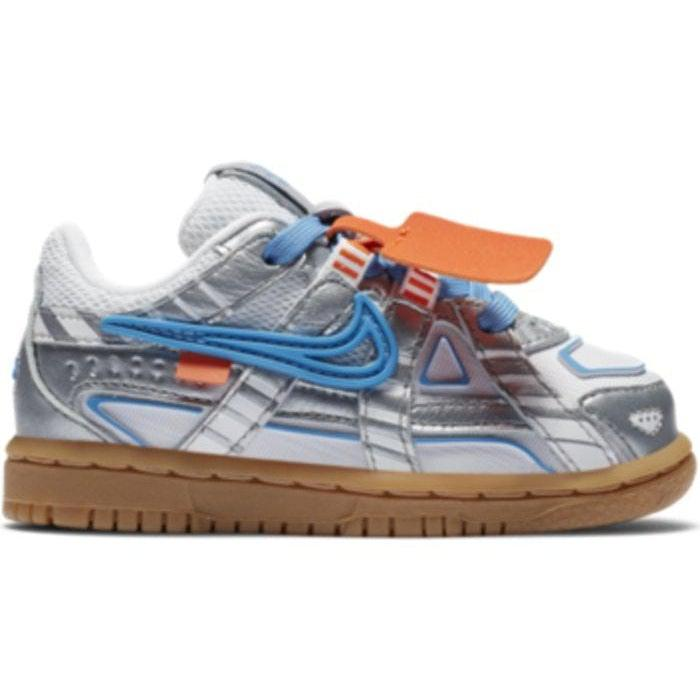 Nike Off-White x Rubber Dunk TD 'University Blue' | Waves Never Die | Nike | Sneakers