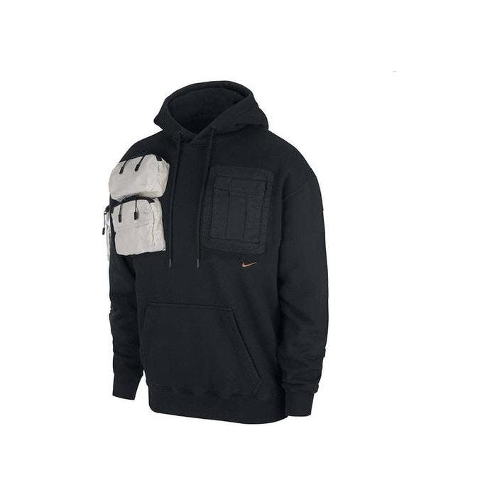 Travis Scott x Nike NRG AG Utility Hoodie Black | Waves Never Die | Travis Scott | Hoodie