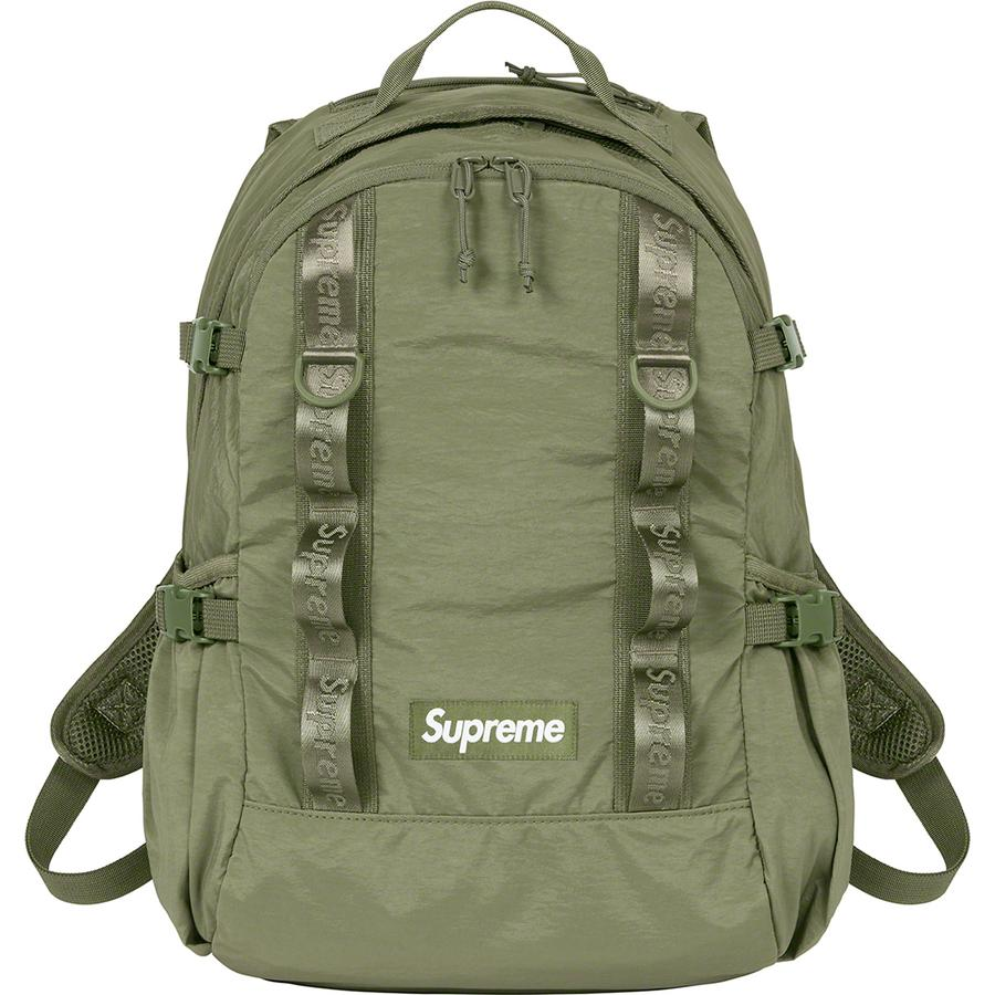 Supreme Backpack (Olive) | Waves Never Die | Supreme | Bag