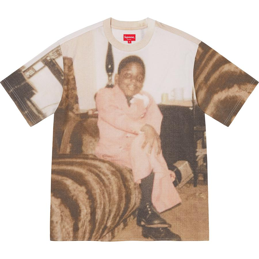Supreme Biggie S/S Top | Waves Never Die | Supreme | T-Shirt