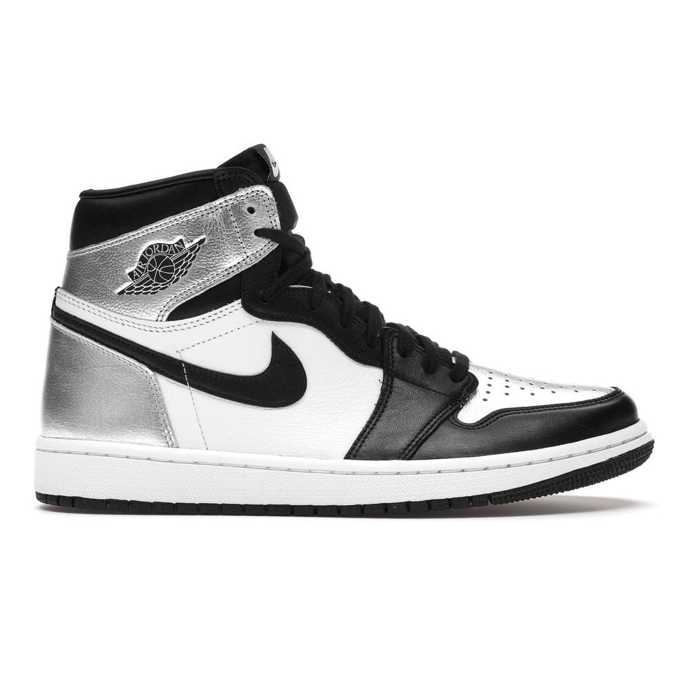 Nike Wmns Air Jordan 1 High OG 'Silver Toe' | Waves Never Die | Nike | Sneakers