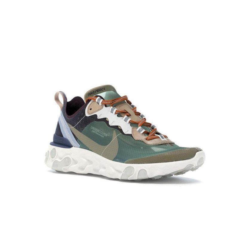 Nike Undercover x React Element 87 'Green Mist' | Waves Never Die | Waves Never Die