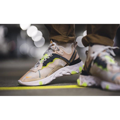 Nike React Element 87 'Light Orewood'