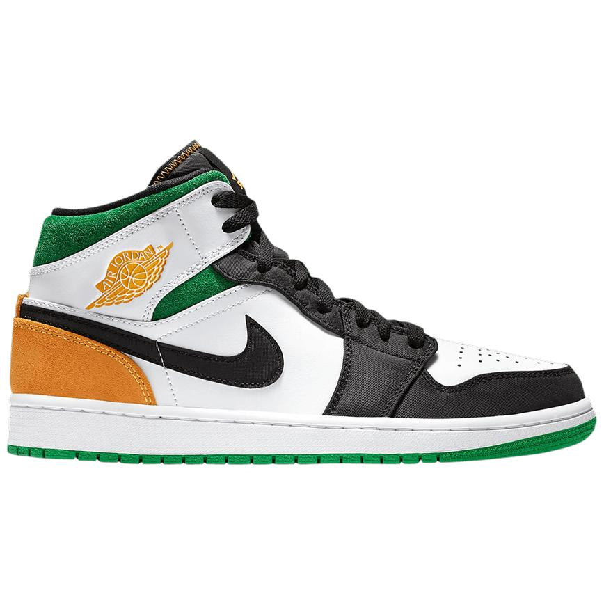 Nike Air Jordan 1 Mid SE 'Oakland' | Waves Never Die | Nike | Sneakers