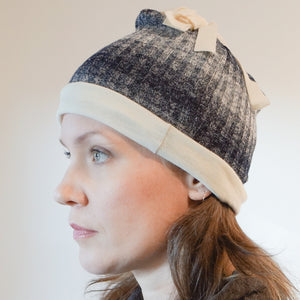 FREE Knit Hat Pattern: The Sewcialists Beanie