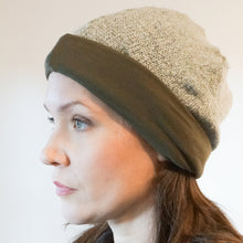 Load image into Gallery viewer, FREE Knit Hat Pattern: The Sewcialists Beanie