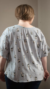 Ione Shirt PDF Pattern & Ione Hack Pack