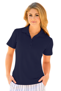 Women's Play Dry® Performance Mesh Polo