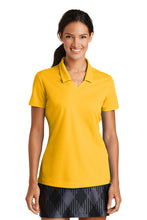 Load image into Gallery viewer, Nike Ladies Dri-FIT Micro Pique Polo