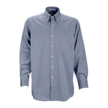 Load image into Gallery viewer, MEN'S EAGLE NO IRON PINPOINT OXFORD DRESS SHIRT