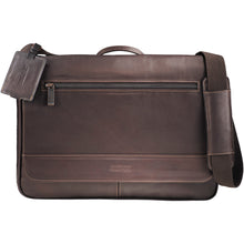 Load image into Gallery viewer, Kenneth Cole® Colombian Leather Computer Messenger