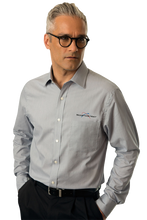 Load image into Gallery viewer, Van Heusen Easy-Care Classic Pincord Shirt