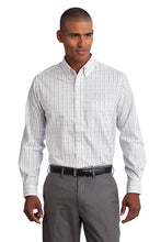 Load image into Gallery viewer, Port Authority  Tattersall Easy Care Shirt