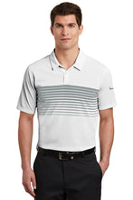 Load image into Gallery viewer, Nike Dri-FIT Chest Stripe Polo