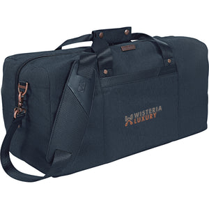 "Cutter & Buck Bainbridge Slim 20"" Duffel Bag"