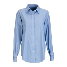 Load image into Gallery viewer, Van Heusen Women's Easy-Care Classic Pincord Shirt