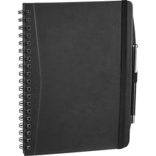 Load image into Gallery viewer, Pedova™ Large Wire Bound Spiral JournalBook™