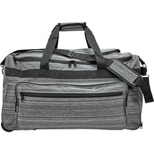 Load image into Gallery viewer, Heathered Rolling Duffel