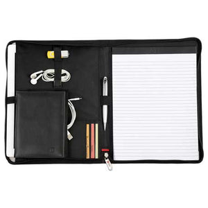 Wenger® Tech Zippered Padfolio Bundle Set