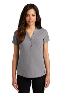 OGIO  Ladies Tread Henley