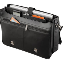 Load image into Gallery viewer, Kenneth Cole® Manhattan Leather Computer Messenger