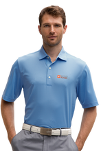 Load image into Gallery viewer, Greg Norman Play Dry® ML75 Tonal Stripe Polo