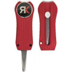 Retractable Single Prong Divot Tool