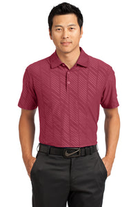 Nike Dri-FIT Embossed Polo